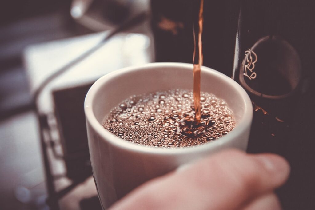 don't drink coffee for sleep better
